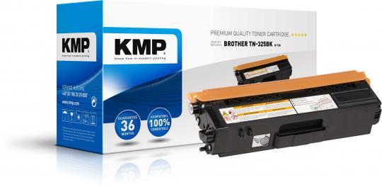 KMP Toner ersetzt Brother TN 325 BK