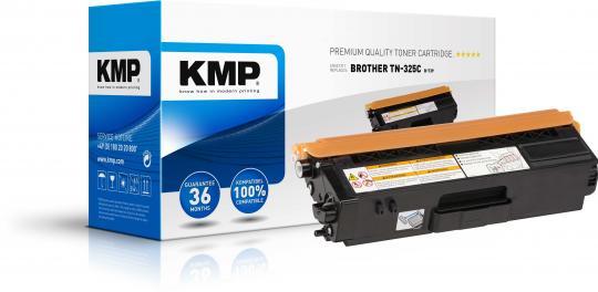 KMP Toner ersetzt Brother TN 325 cyan