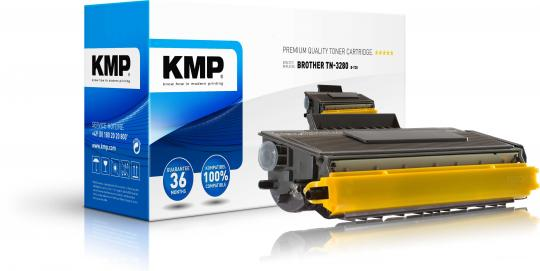 KMP Toner ersetzt Brother TN 3280
