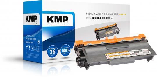 KMP Toner ersetzt Brother TN-3380