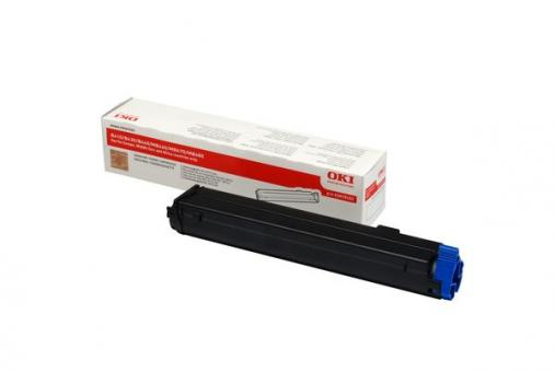 OKI Tonerkassette schwarz für B410,B430,B440